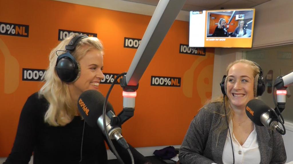 In de media: uitzending bij 100% NL